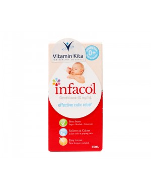 Infacol Effective Colic Relief For Baby 50ml