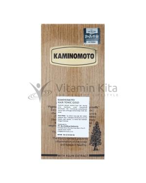 KAMINOMOTO SERUM TONIC GOLD 150 ML PENUMBUH RAMBUT