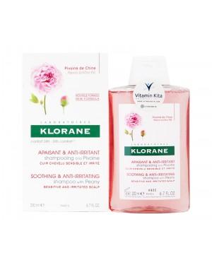 Klorane Shampoo With Peony - 200 ml