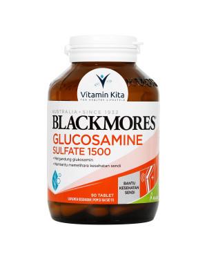 BLACKMORES GLUCOSAMINE SULFATE 1500MG BPOM KALBE - 90 TAB