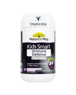 Natures Way Kids Smart Immune Defence-50 ChewTab