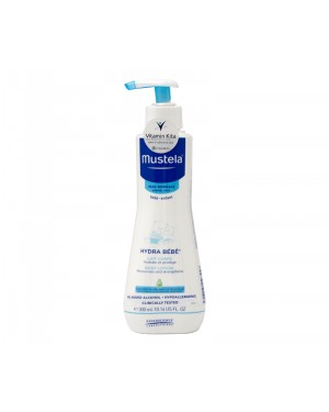 Mustela Hydra Bebe Body Lotion - 500mL