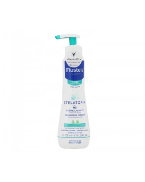 Mustela Stelatopia Cleansing Cream - 200ml