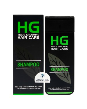 NATUR HG SHAMPOO MENS GROOMING HAIR CARE 200ML