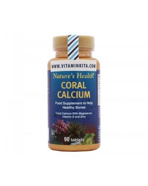 NATURES HEALTH CORAL CALCIUM (90 TAB)