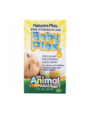 NATURES PLUS BABY PLEX (60 ML)