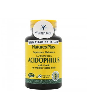 NATURES PLUS ACIDOPHILUS - 90 CAPS