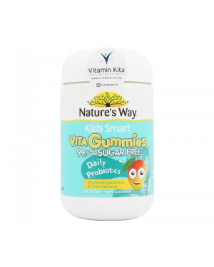 Natures Way VitaGummies Daily Probiotics - 65 Gum