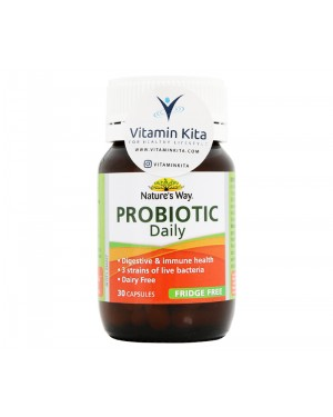 Natures Way Probiotic Daily (30 Caps)