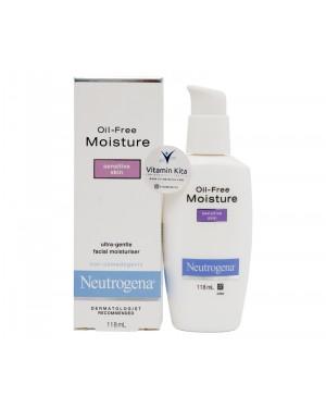 Neutrogena Oil Free Moisture Sensitive Skin (118mL)