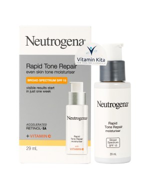 Neutrogena Rapid Tone Repair Broad Spectrum SPF 15 Plus Vitamin C-29ml