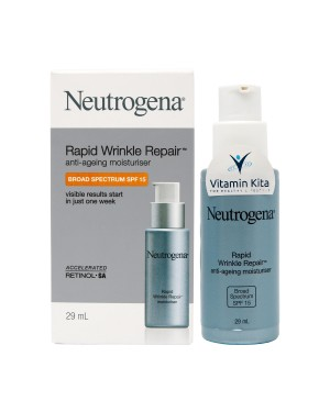 Neutrogena Rapid Wrinkle Repair Moisturiser-29mL