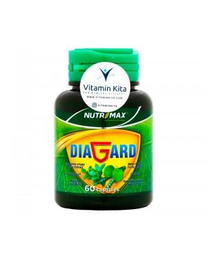 Nutrimax Diagard Pengontrol Gula Darah - 60 Caps