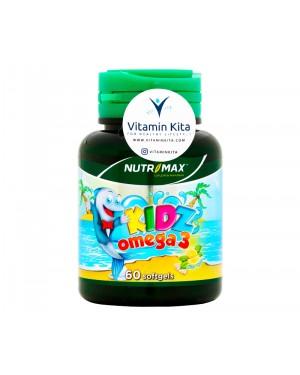 Nutrimax Kidz Omega 3 - 60 Softgels