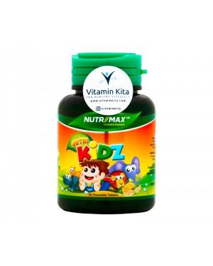 Nutrimax Nutri Kidz Nutrisi Tumbuh Kembang Anak - 30 Tabs
