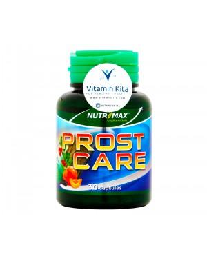 Nutrimax Prost Care Untuk Kesehatan Kelenjar Prostat - 30 Caps