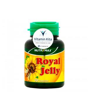 Nutrimax Royal Jelly Untuk Daya Tahan Tubuh - 30 Caps