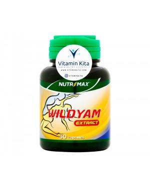Nutrimax Wild Yam Extract Untuk Kesuburan Pria - 30 Caps