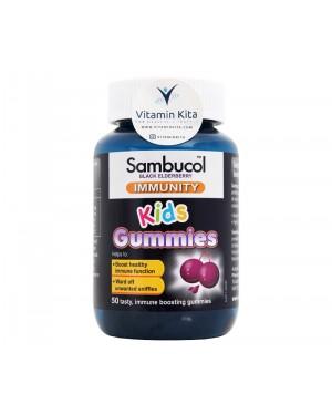 Sambucol Immunity Kids Gummies (50s)