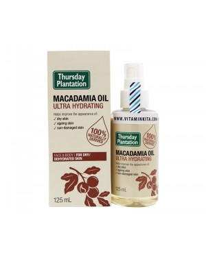 Thursday Plantation Macadamia Oil Ultra Hydrating Face And Body (125 mL)