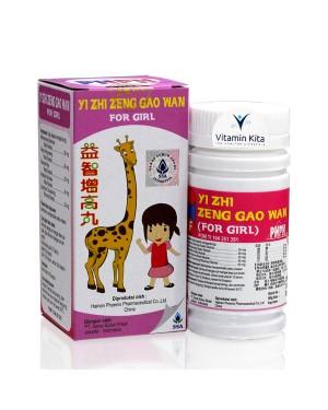 YI ZHI ZENG GAO WAN FOR GIRL MEMBANTU NAFSU MAKAN ANAK SSA
